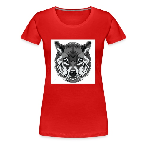 FreezingWolif - Women's Premium T-Shirt