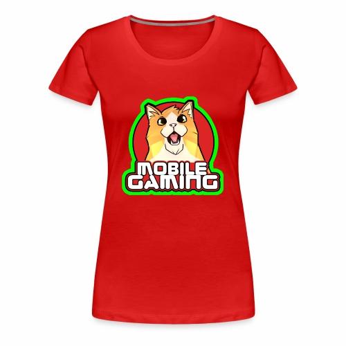 MG LOGO - Women's Premium T-Shirt