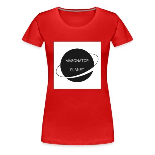 Planet merch - Women's Premium T-Shirt