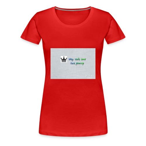 2017 19 3 20 51 48 - Women's Premium T-Shirt