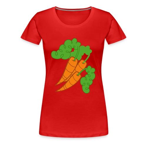 BabyCarrot Merchandise - Women's Premium T-Shirt