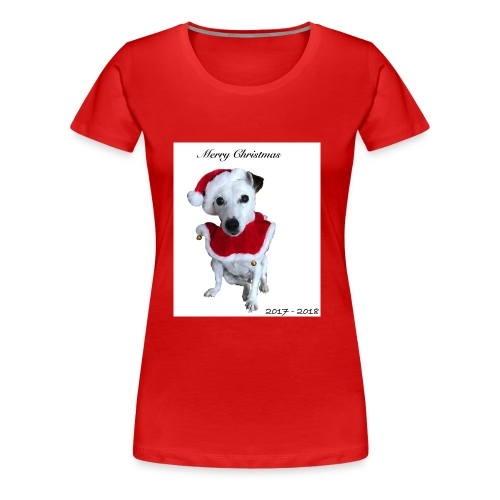 Merry Christmas 2017-2018 [LIMITED EDITION] - Women's Premium T-Shirt