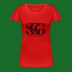 SGG Member MoekinJr - Women's Premium T-Shirt