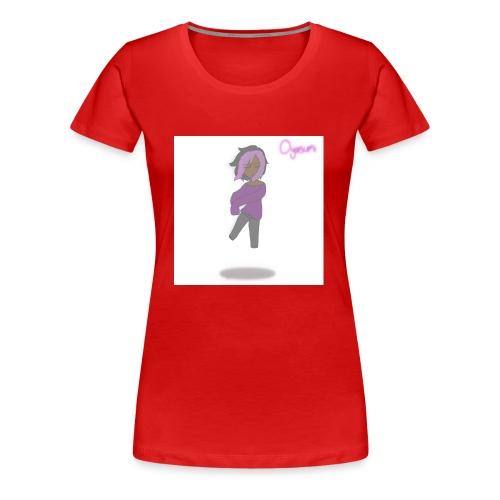 oyasumi - Women's Premium T-Shirt