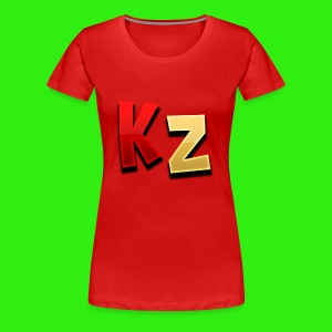 Original KaptainZay - Women's Premium T-Shirt