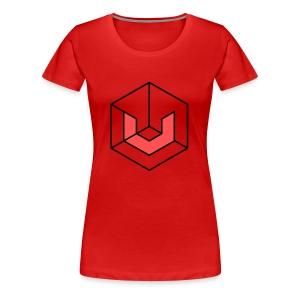 Universa UTN Crypto - Women's Premium T-Shirt