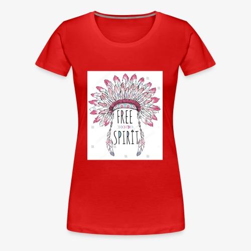 Free Spirit! - Women's Premium T-Shirt