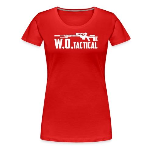 New TACTICAL - Women's Premium T-Shirt