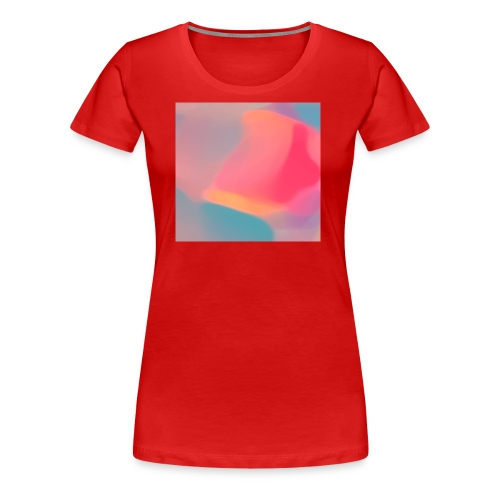 Diffuse Colour - Women's Premium T-Shirt