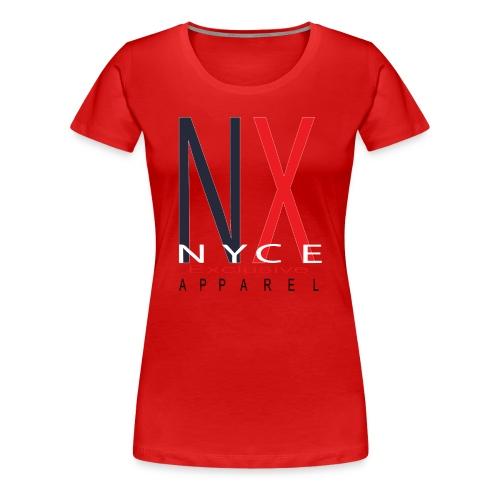 NYCE NX Tee 04 - Women's Premium T-Shirt