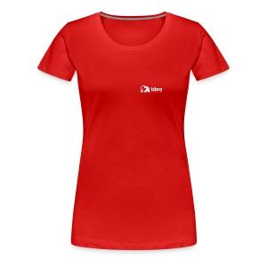 Idea Financial - Women's Premium T-Shirt