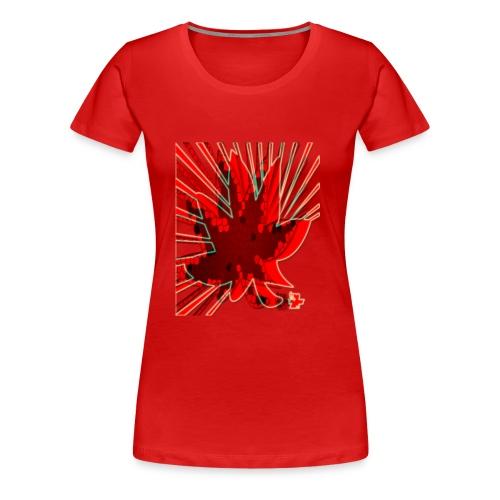Marijuana T - Women's Premium T-Shirt