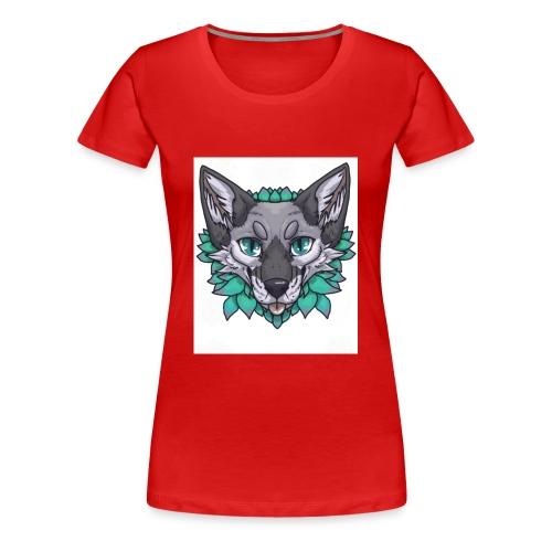 Wolf tag - Women's Premium T-Shirt