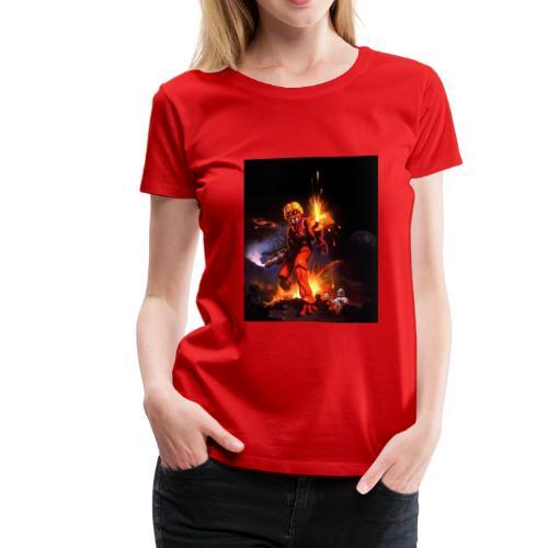 A Micronauts Membros - Women's Premium T-Shirt