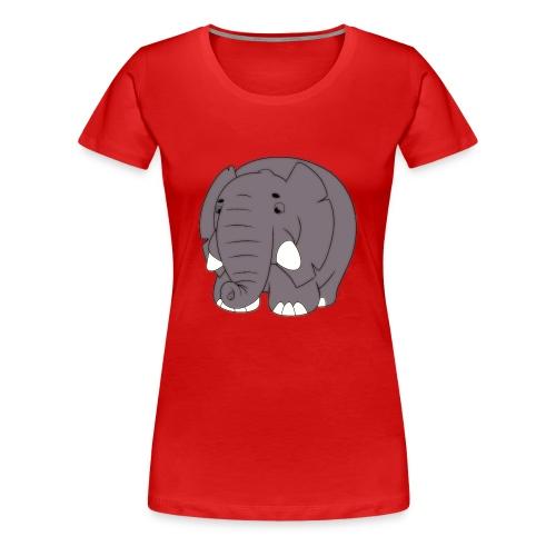 Sammy the Elephant - Women's Premium T-Shirt