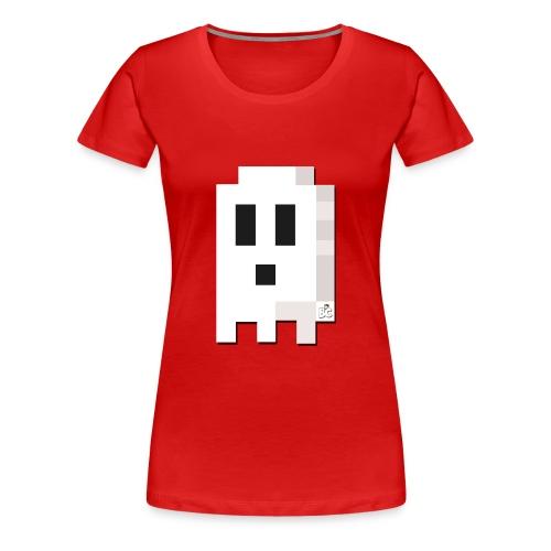BC Ghost Boo T Shirt - Women's Premium T-Shirt