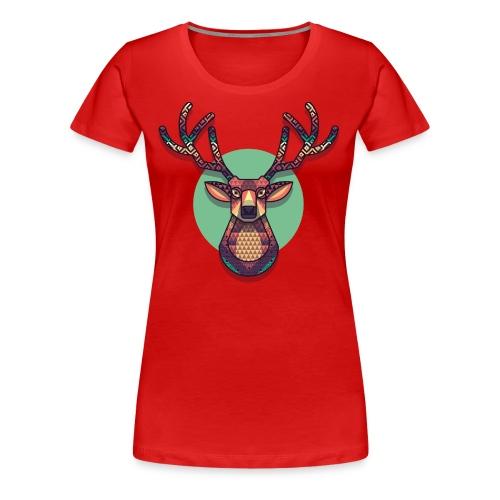 Deer Hunting T-Shirts 2017 - Women's Premium T-Shirt