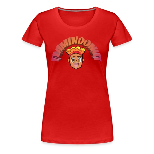 anime thrasher merch - Women's Premium T-Shirt