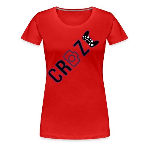 Craze 2018 logo - Women's Premium T-Shirt