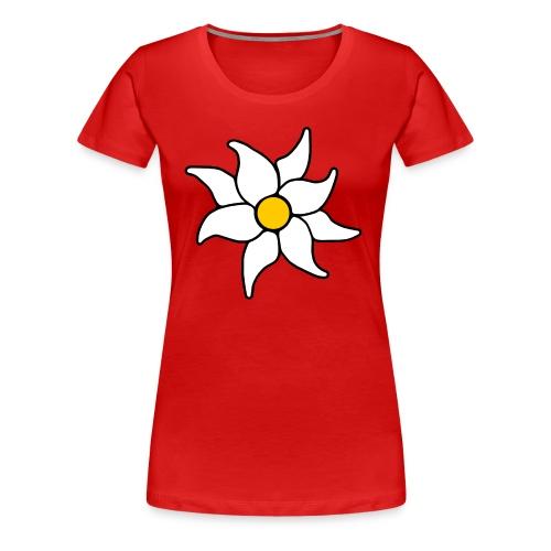 Moorland Flower - Women's Premium T-Shirt