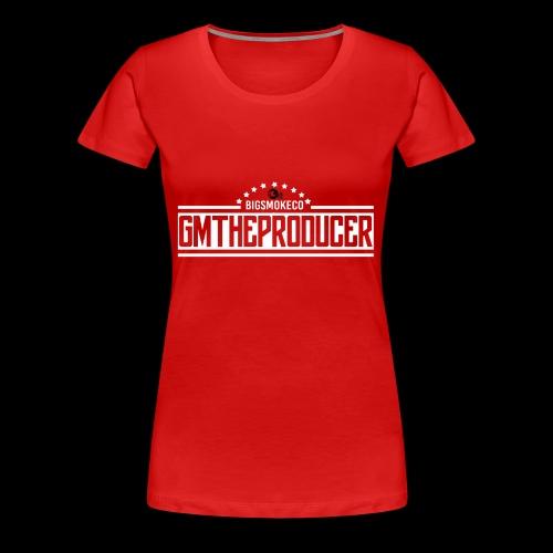 GMTP (White) - Women's Premium T-Shirt