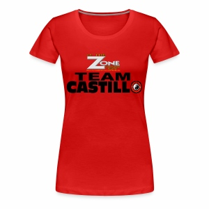Team Castillo - Women's Premium T-Shirt