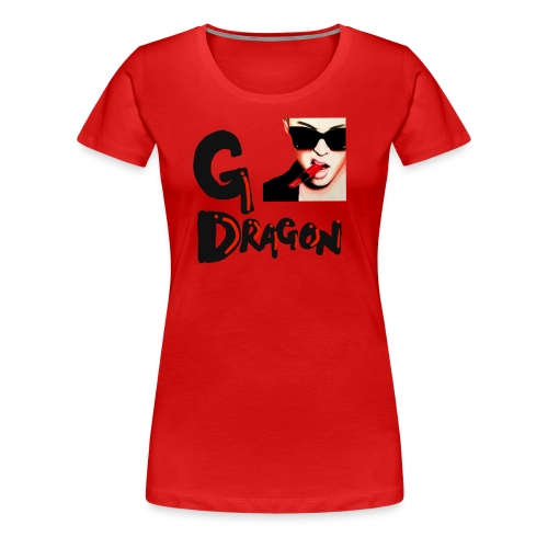 GDragon - Women's Premium T-Shirt