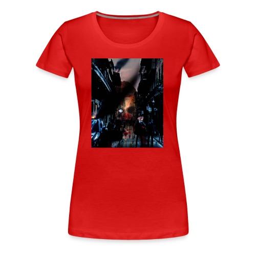 zombie horror, halloween horror nights t-shirt - Women's Premium T-Shirt