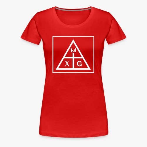 MXG - Arte Clara - Women's Premium T-Shirt