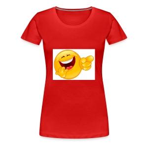 emoticon - Women's Premium T-Shirt