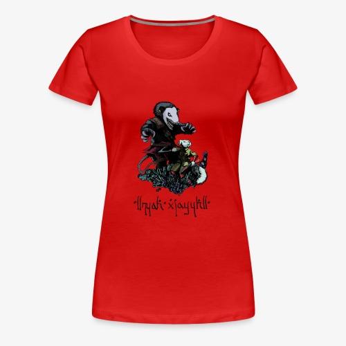 Ignoble Comics Tee - Women's Premium T-Shirt