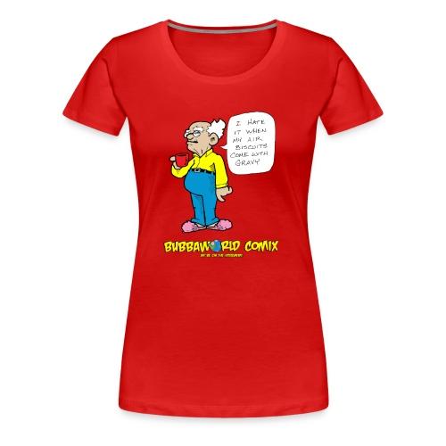 airbiscuits - Women's Premium T-Shirt