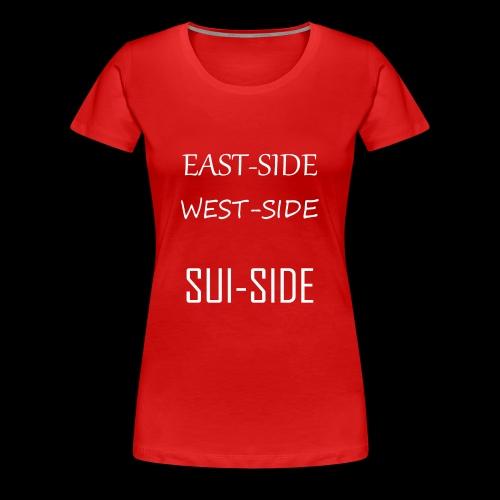 Suicide - Women's Premium T-Shirt