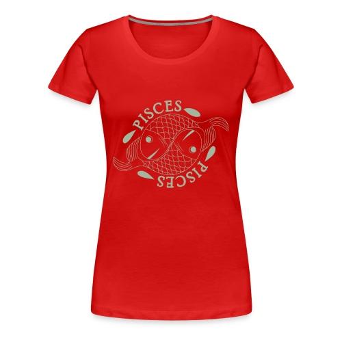 Pisces Shirt - Women's Premium T-Shirt