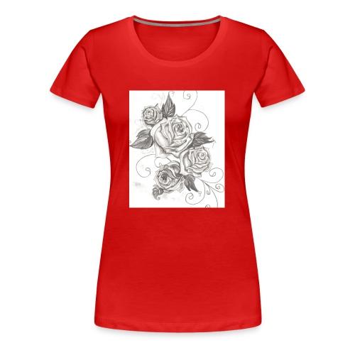 r14 - Women's Premium T-Shirt