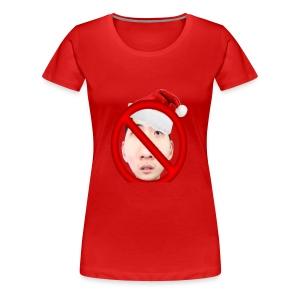 Christmas Ricegum Not Allowed - Women's Premium T-Shirt