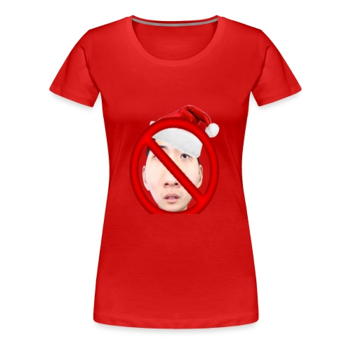 Christmas Ricegum Not Allowed - Women's Premium T-Shirt