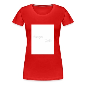 Manger Collin - Women's Premium T-Shirt