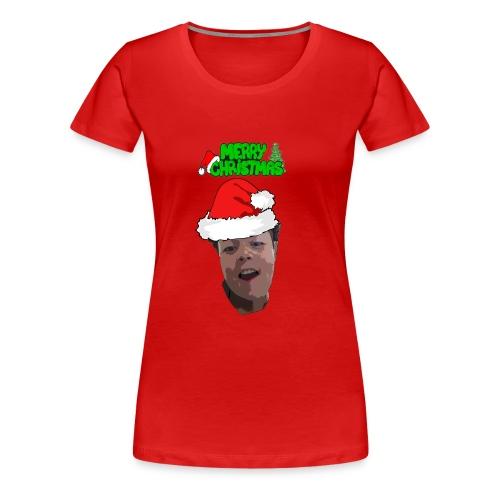 Merry Christmas Merch! - Women's Premium T-Shirt