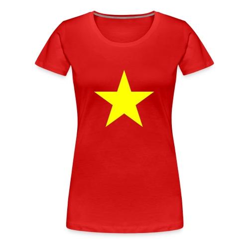 STAR SHIRT - Women's Premium T-Shirt