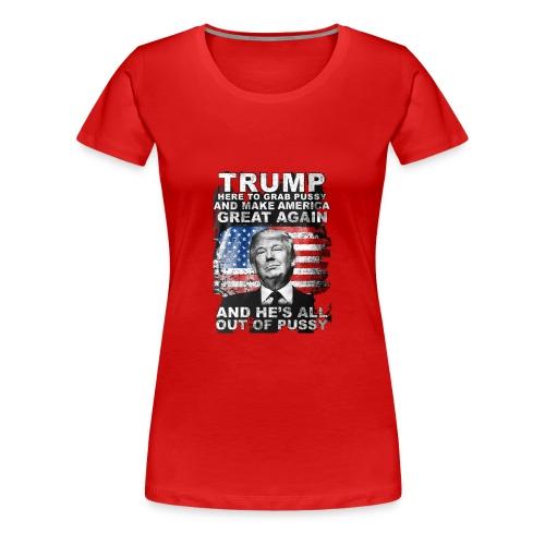 Trump Won! - Women's Premium T-Shirt