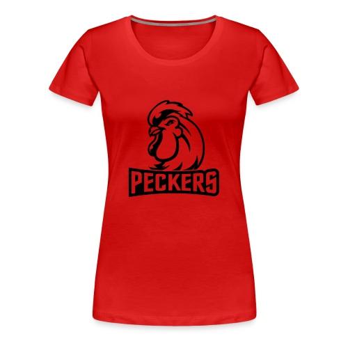 Peckers hoodie - Women's Premium T-Shirt