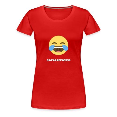 Men's Apparel - Women's Premium T-Shirt
