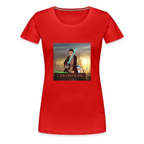 Gavman1991 - Women's Premium T-Shirt