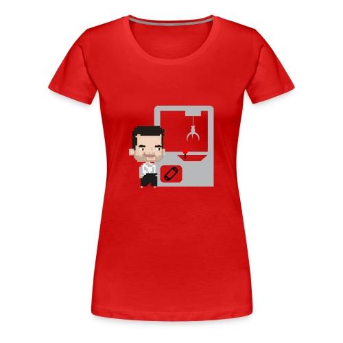 Ufo catch - Women's Premium T-Shirt