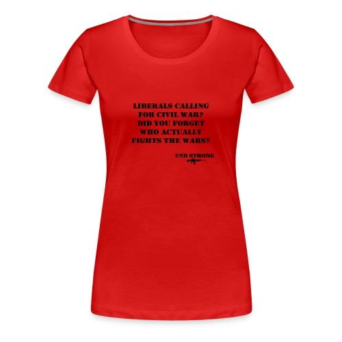 Civil War - Women's Premium T-Shirt