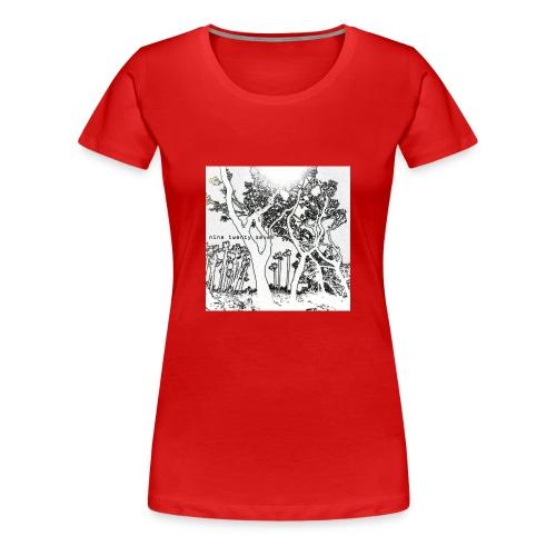 Nine Twenty Seven - Trees - Women's Premium T-Shirt
