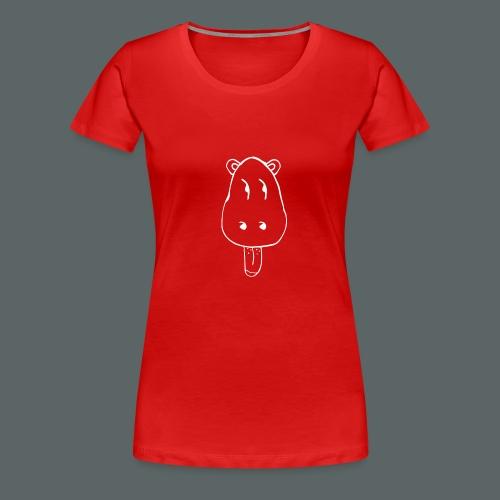 UmumiHead-White - Women's Premium T-Shirt