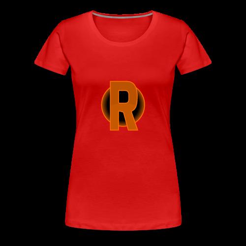 cmdr rithwald logo - Women's Premium T-Shirt