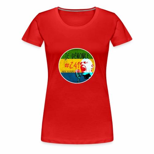JDC241 Classic - Women's Premium T-Shirt